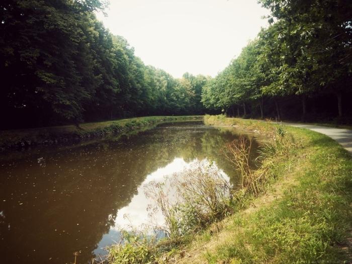canal saint martin rennes vélo bicyclette