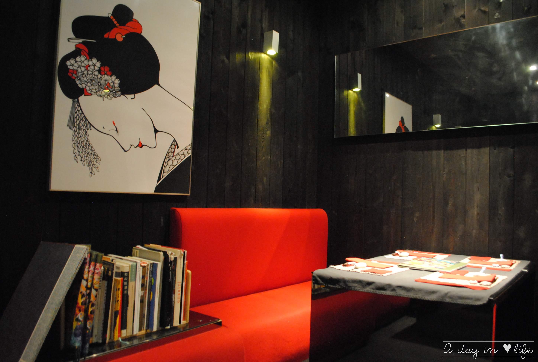 Restaurant Guilo Guilo Japonais Paris