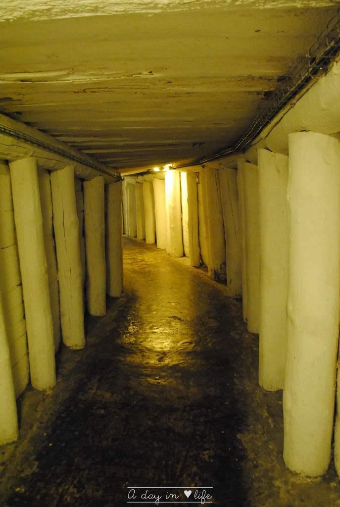 Mines de sel Pologne