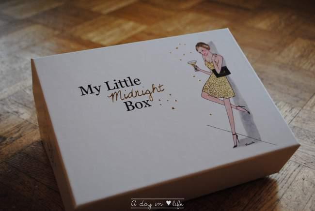 My Little box midnight