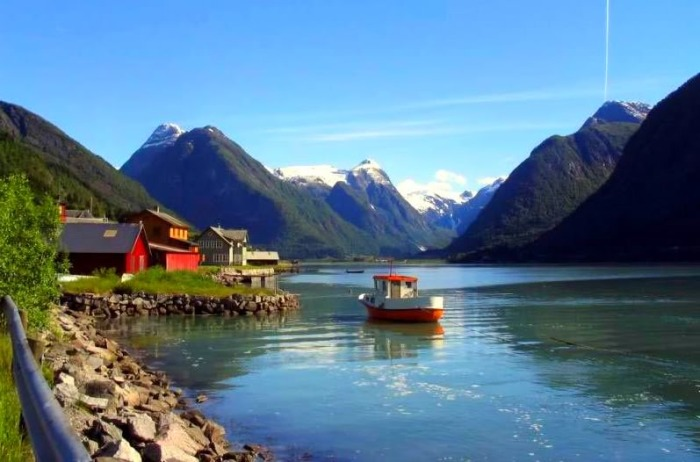 pays scandinaves
