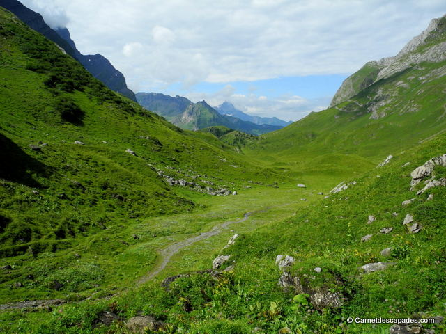 Col des Essets-Alpes suisses